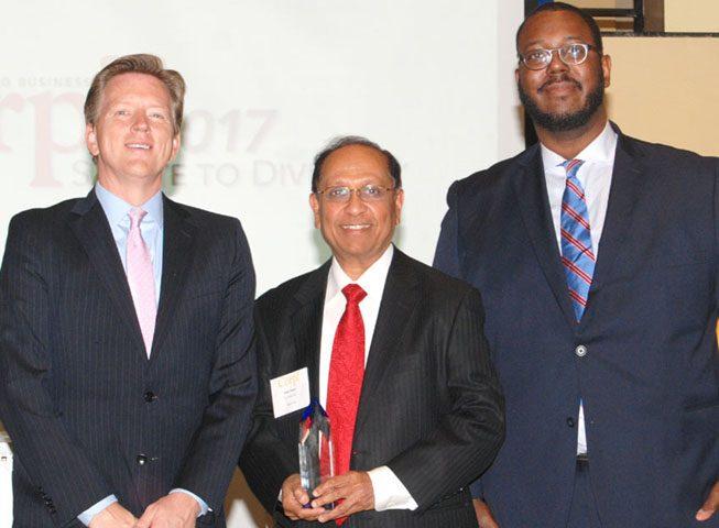 Diversity Awards Corp! Magazine Veer Khare V J Sales, Inc.